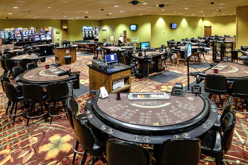 Menominee Casino Resort Lse Architects