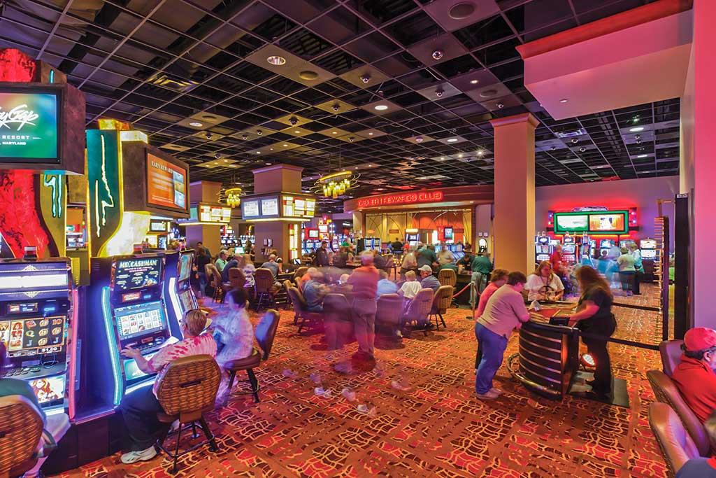 Rocky Gap Casino Resort Lse Architects